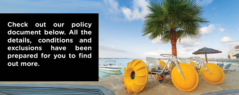 Travel Insurance - Policy Wording